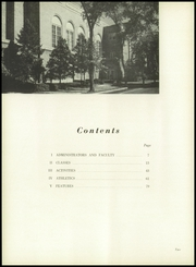 Page 6, 1952 Edition, Pottstown High School - Troiad Yearbook (Pottstown, PA) online yearbook collection