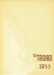Page 1, 1953 Edition, Pottstown High School - Troiad Yearbook (Pottstown, PA) online yearbook collection