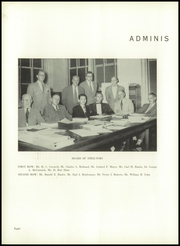 Page 12, 1953 Edition, Pottstown High School - Troiad Yearbook (Pottstown, PA) online yearbook collection