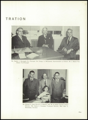 Page 13, 1953 Edition, Pottstown High School - Troiad Yearbook (Pottstown, PA) online yearbook collection