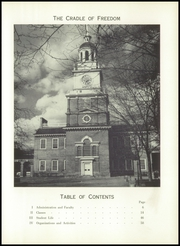 Page 7, 1953 Edition, Pottstown High School - Troiad Yearbook (Pottstown, PA) online yearbook collection