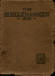 Page 1, 1932 Edition, Columbia High School - Susquehannock Yearbook (Columbia, PA) online yearbook collection