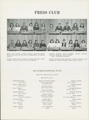 Page 10, 1943 Edition, Columbia High School - Susquehannock Yearbook (Columbia, PA) online yearbook collection