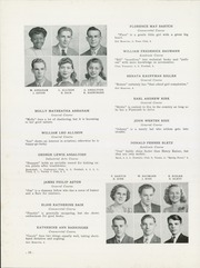 Page 14, 1943 Edition, Columbia High School - Susquehannock Yearbook (Columbia, PA) online yearbook collection