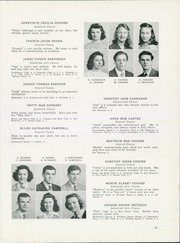 Page 15, 1943 Edition, Columbia High School - Susquehannock Yearbook (Columbia, PA) online yearbook collection