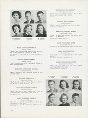 Page 16, 1943 Edition, Columbia High School - Susquehannock Yearbook (Columbia, PA) online yearbook collection