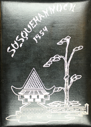 Page 1, 1954 Edition, Columbia High School - Susquehannock Yearbook (Columbia, PA) online yearbook collection