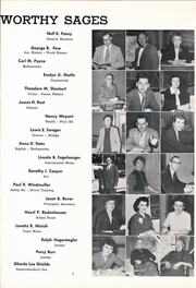 Page 11, 1954 Edition, Columbia High School - Susquehannock Yearbook (Columbia, PA) online yearbook collection