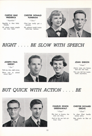 Page 17, 1954 Edition, Columbia High School - Susquehannock Yearbook (Columbia, PA) online yearbook collection