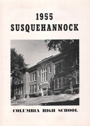 Page 5, 1955 Edition, Columbia High School - Susquehannock Yearbook (Columbia, PA) online yearbook collection