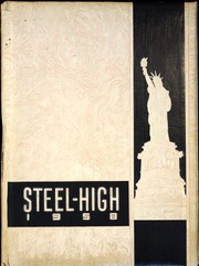1958 Edition, Steelton Highspire High School - Steel High Yearbook (Steelton, PA)