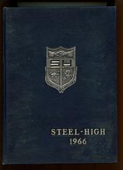 1966 Edition, Steelton Highspire High School - Steel High Yearbook (Steelton, PA)