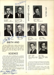 Page 15, 1966 Edition, Steelton Highspire High School - Steel High Yearbook (Steelton, PA) online yearbook collection