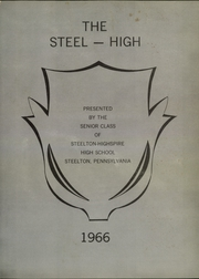Page 5, 1966 Edition, Steelton Highspire High School - Steel High Yearbook (Steelton, PA) online yearbook collection