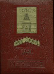 Page 1, 1951 Edition, Pen Argyl Area High School - Memoirs Yearbook (Pen Argyl, PA) online yearbook collection