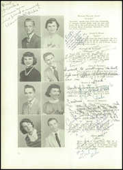 Page 16, 1954 Edition, West Hazleton High School - Arcana Yearbook (West Hazleton, PA) online yearbook collection