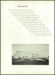Page 6, 1954 Edition, West Hazleton High School - Arcana Yearbook (West Hazleton, PA) online yearbook collection