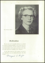 Page 7, 1954 Edition, West Hazleton High School - Arcana Yearbook (West Hazleton, PA) online yearbook collection