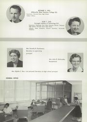 Page 16, 1957 Edition, Warwick High School - Warrian Yearbook (Lititz, PA) online yearbook collection