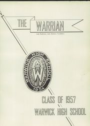 Page 5, 1957 Edition, Warwick High School - Warrian Yearbook (Lititz, PA) online yearbook collection