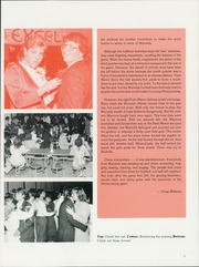 Page 11, 1985 Edition, Warwick High School - Warrian Yearbook (Lititz, PA) online yearbook collection