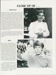 Page 15, 1985 Edition, Warwick High School - Warrian Yearbook (Lititz, PA) online yearbook collection