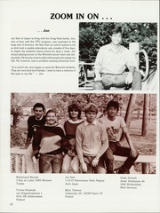 Page 16, 1985 Edition, Warwick High School - Warrian Yearbook (Lititz, PA) online yearbook collection
