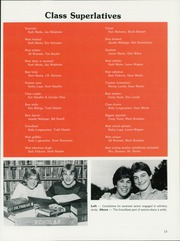 Page 17, 1985 Edition, Warwick High School - Warrian Yearbook (Lititz, PA) online yearbook collection