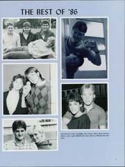 Page 11, 1986 Edition, Warwick High School - Warrian Yearbook (Lititz, PA) online yearbook collection