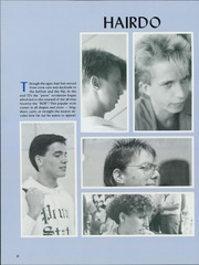 Page 14, 1986 Edition, Warwick High School - Warrian Yearbook (Lititz, PA) online yearbook collection
