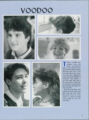 Page 15, 1986 Edition, Warwick High School - Warrian Yearbook (Lititz, PA) online yearbook collection