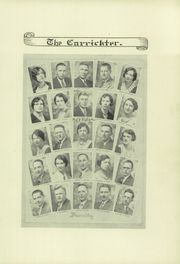 Page 15, 1931 Edition, Carrick High School - Carrickter Yearbook (Pittsburgh, PA) online yearbook collection