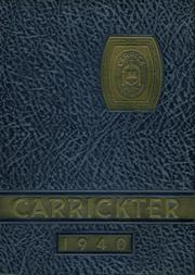 Page 1, 1940 Edition, Carrick High School - Carrickter Yearbook (Pittsburgh, PA) online yearbook collection