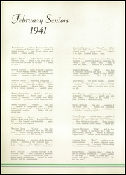Page 16, 1941 Edition, Carrick High School - Carrickter Yearbook (Pittsburgh, PA) online yearbook collection