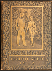 1942 Edition, Carrick High School - Carrickter Yearbook (Pittsburgh, PA)