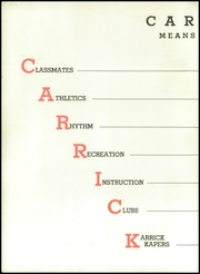 Page 12, 1947 Edition, Carrick High School - Carrickter Yearbook (Pittsburgh, PA) online yearbook collection