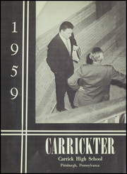 Page 5, 1959 Edition, Carrick High School - Carrickter Yearbook (Pittsburgh, PA) online yearbook collection