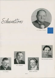 Page 11, 1945 Edition, Bedford High School - Echo Yearbook (Bedford, PA) online yearbook collection