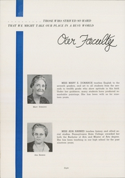 Page 12, 1945 Edition, Bedford High School - Echo Yearbook (Bedford, PA) online yearbook collection