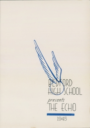 Page 5, 1945 Edition, Bedford High School - Echo Yearbook (Bedford, PA) online yearbook collection