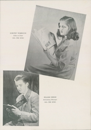 Page 9, 1945 Edition, Bedford High School - Echo Yearbook (Bedford, PA) online yearbook collection