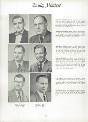 Page 16, 1955 Edition, Bedford High School - Echo Yearbook (Bedford, PA) online yearbook collection