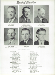 Page 9, 1955 Edition, Bedford High School - Echo Yearbook (Bedford, PA) online yearbook collection