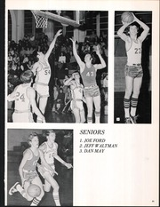 Page 95, 1974 Edition, Bedford High School - Echo Yearbook (Bedford, PA) online yearbook collection