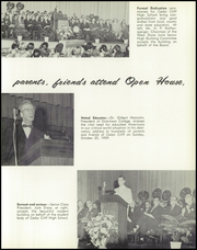 Page 15, 1960 Edition, Cedar Cliff High School - Cedar Log Yearbook (Camp Hill, PA) online yearbook collection