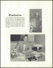 Page 9, 1960 Edition, Cedar Cliff High School - Cedar Log Yearbook (Camp Hill, PA) online yearbook collection