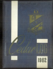 1962 Edition, Cedar Cliff High School - Cedar Log Yearbook (Camp Hill, PA)