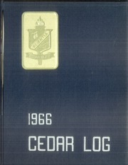 1966 Edition, Cedar Cliff High School - Cedar Log Yearbook (Camp Hill, PA)