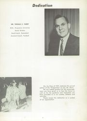 Page 9, 1957 Edition, Freeport Area High School - Freeportian Yearbook (Freeport, PA) online yearbook collection