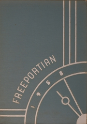 Freeport Area High School - Freeportian Yearbook (Freeport, PA) online yearbook collection, 1958 Edition, Page 1